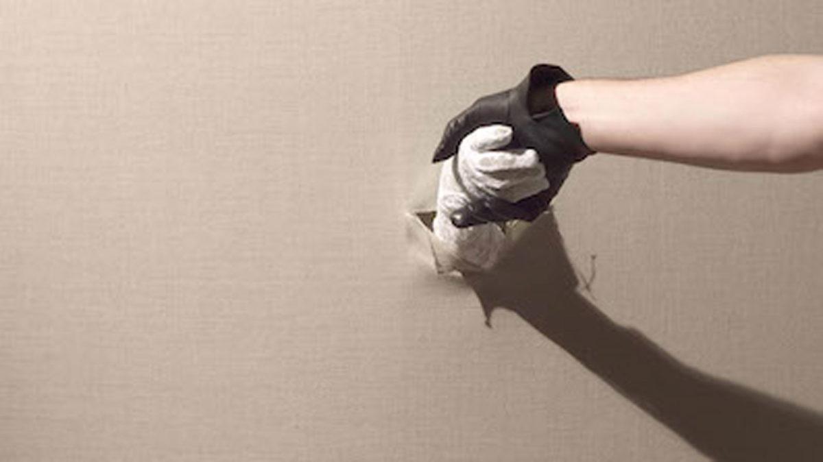 Yoko Ono, Painting To Shake Hands, 2012