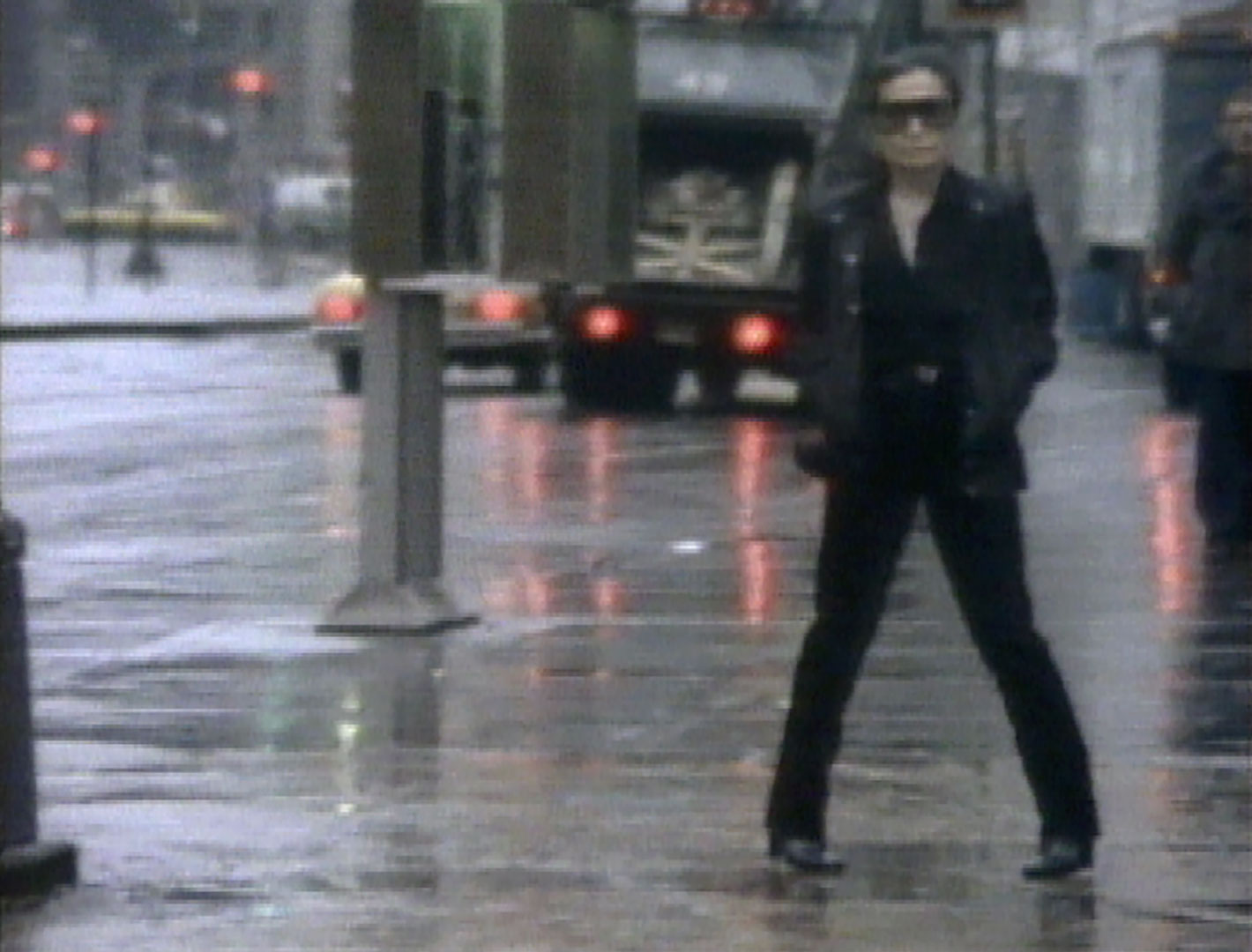 Yoko Ono, Walking On Thin Ice, 1982