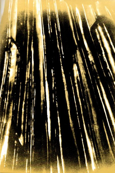 Guido Orsini, Luce divina, 1995, film on canvas