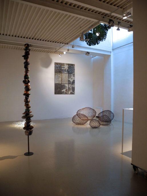 Giorgio Vigna, Altrove, 2011, Studio Stefania Miscetti, exhibition view, photo by Achille Filipponi