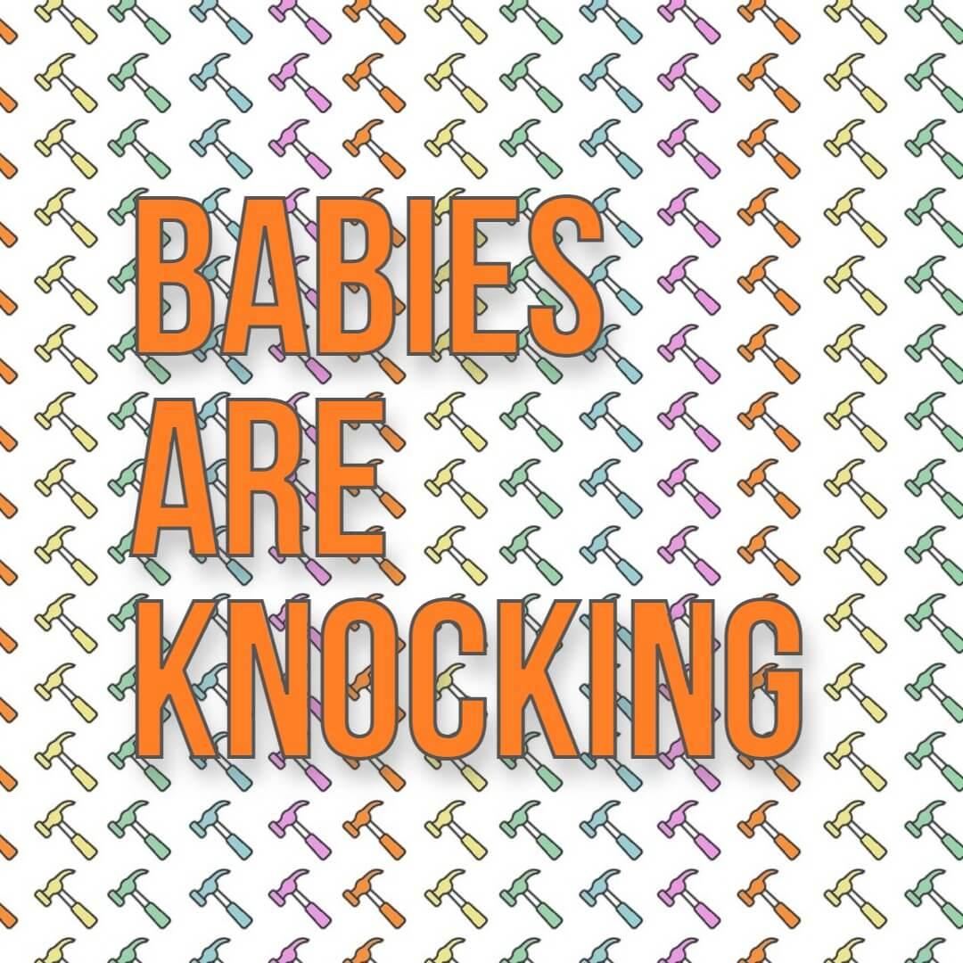Studio Stefania Miscetti | Footer | Babies Are Knocking